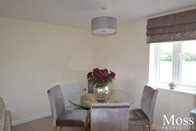 Thumbnail Flat to rent in Derwent Drive, Lakeside, Doncaster