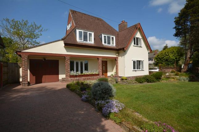 5 bedroom detached house for sale in Barnston Road, Heswall
