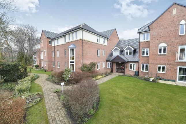 Thumbnail Flat for sale in Timothy Hackworth Court, The Avenue, Eaglescliffe, Stockton On Tees