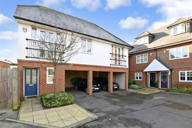 Thumbnail Flat for sale in Commercial Road, Paddock Wood, Tonbridge, Kent