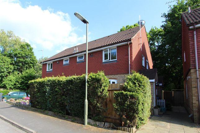 Thumbnail End terrace house for sale in Viscount Gardens, Byfleet, West Byfleet