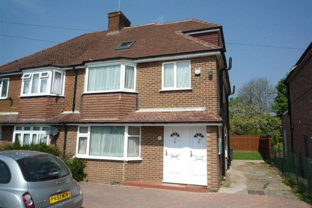 Thumbnail Flat to rent in Cressex Road, High Wycombe