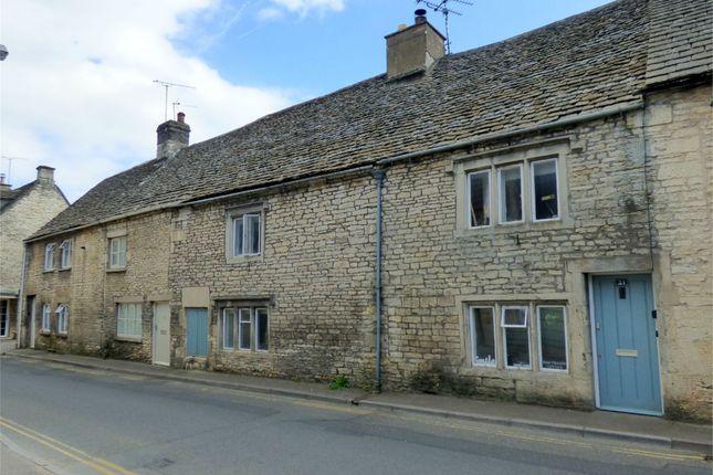 Thumbnail Terraced house for sale in West End, Minchinhampton, Stroud