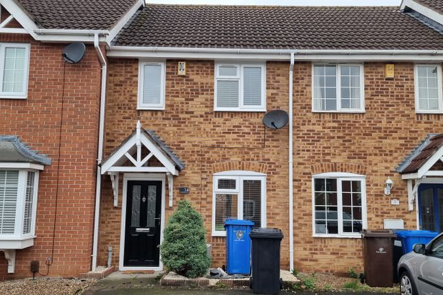2 bed terraced house to rent in Chesterford Court, Heatherton, Derby DE23