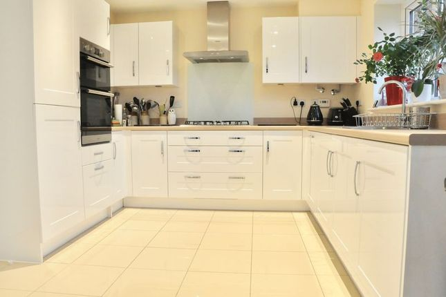 Thumbnail Detached house for sale in Birch Grove, Honeybourne, Evesham