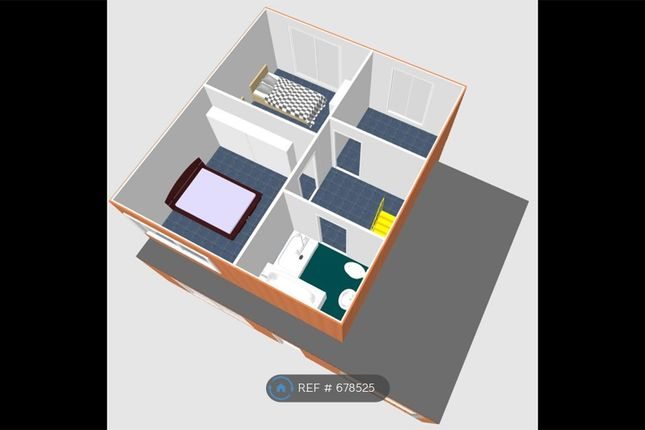 3d View Upper Level