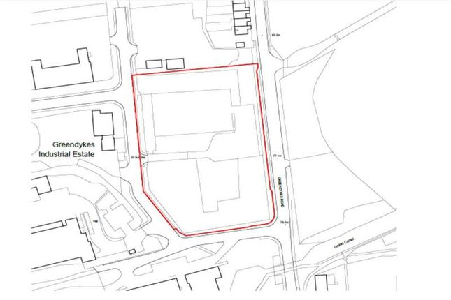 Thumbnail Land for sale in Aldi, Greendykes Road, Broxburn, Edinburgh