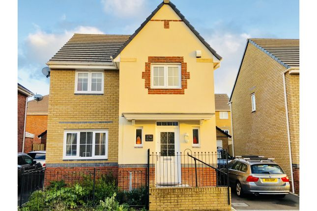 Thumbnail Detached house for sale in Cae Morfa, Neath