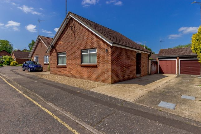 Thumbnail Bungalow for sale in Wakefield Close, Colchester, Essex