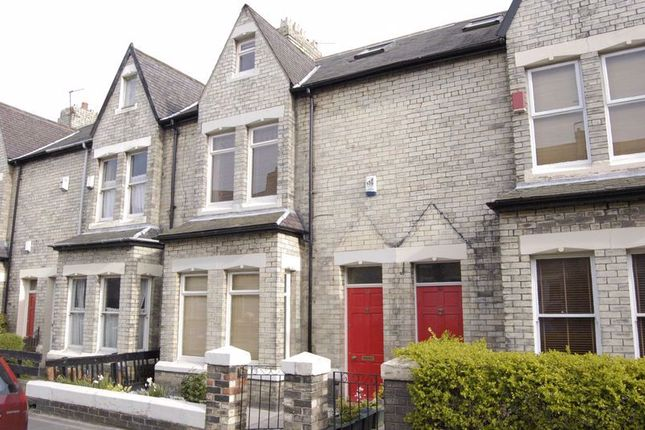 3 bed terraced house for sale in Cardigan Terrace, Heaton, Newcastle Upon Tyne NE6