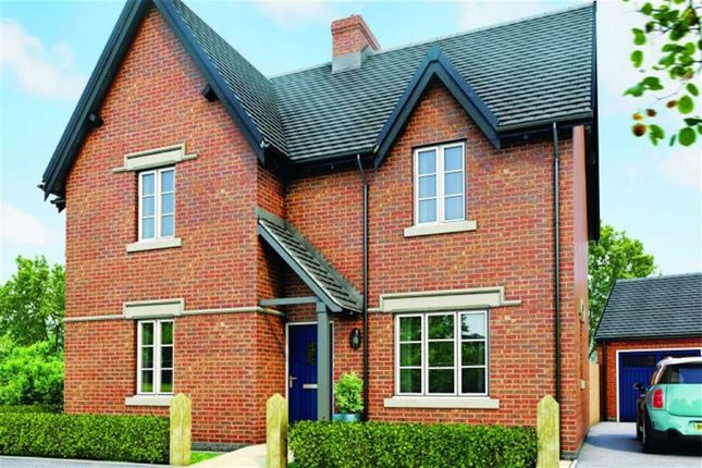 Thumbnail Detached house for sale in Smalley Manor, Heanor Road, Smalley