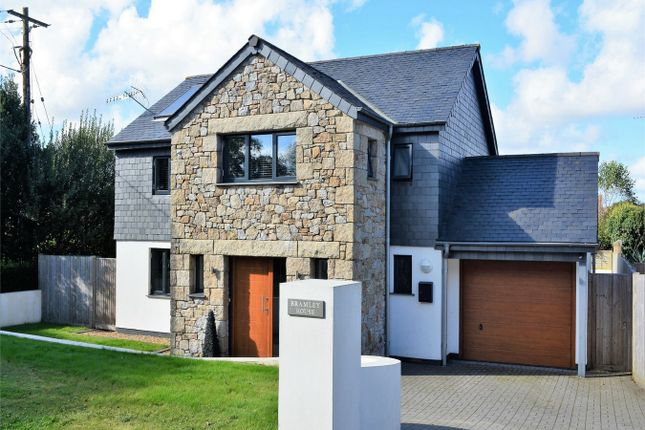 Thumbnail Detached house for sale in Bramley House, Frogpool, Truro, Cornwall