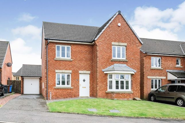 Thumbnail Detached house for sale in Fieldfare View, Dunfermline