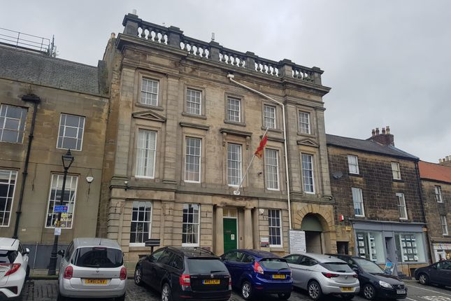 Thumbnail Office for sale in Fenkle Street, Alnwick