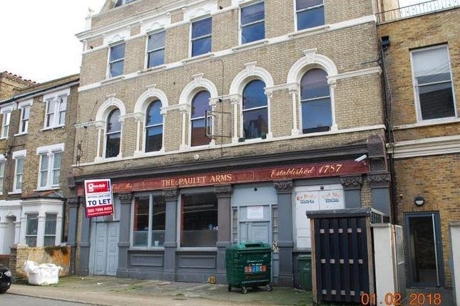 Thumbnail Retail premises to let in Paulet Arms, 19-21, Paulet Road, Camberwell