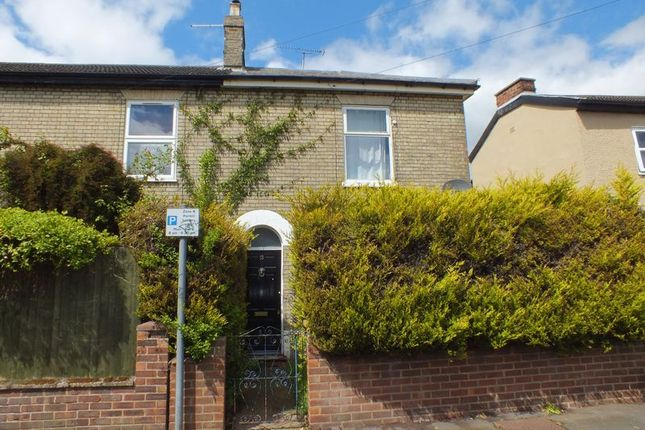 2 bed terraced house for sale in Kimberley Street, Norwich