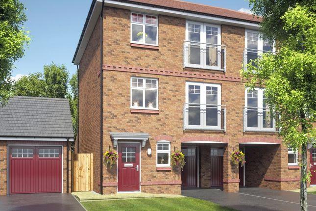 Thumbnail Semi-detached house for sale in Mafeking Road, Smethwick Birmingham