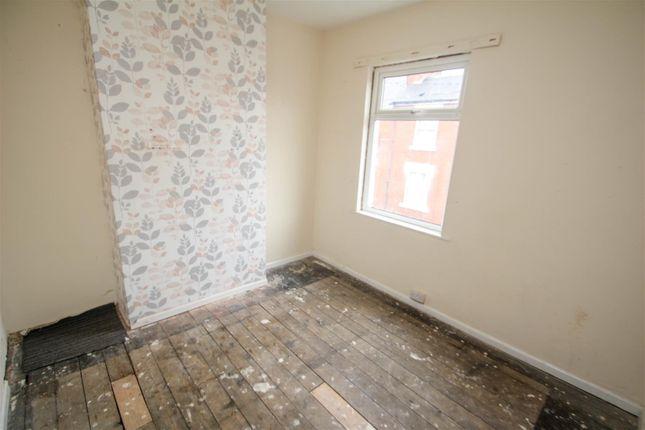 Bedroom Two of Wilks Street, Tunstall, Stoke-On-Trent ST6