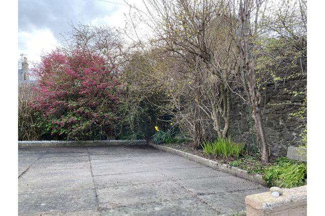 Garden of View Terrace, Aberdeen AB25