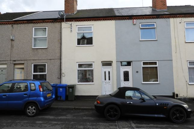 Thumbnail Terraced house to rent in George Street, Mansfield Woodhouse, Mansfield