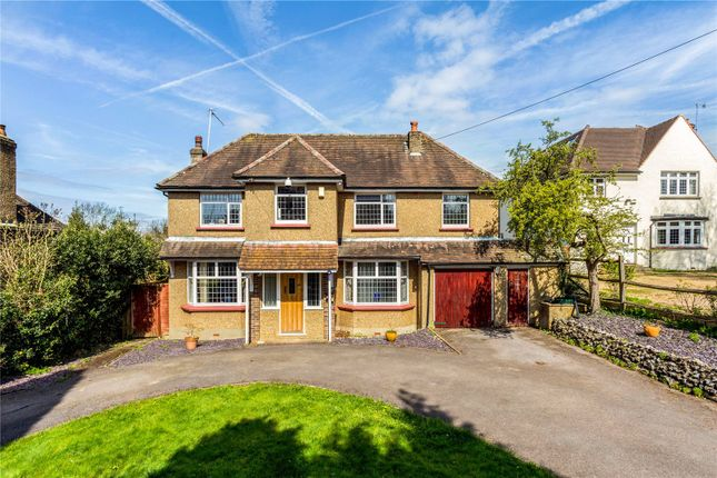 Thumbnail Detached house for sale in Netherne Lane, Merstham