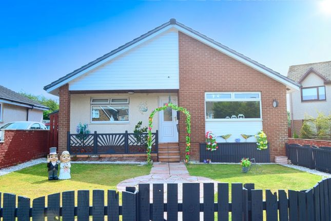 Thumbnail Bungalow for sale in Mosshall Grove, Newarthill, Motherwell, Lanarkshire
