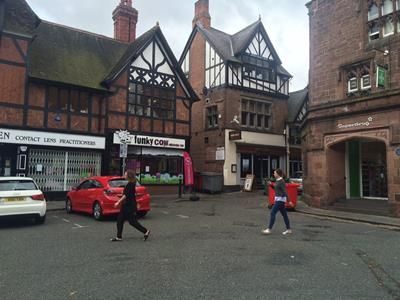 Thumbnail Retail premises to let in 31 St. Werburgh Street, Chester, Cheshire