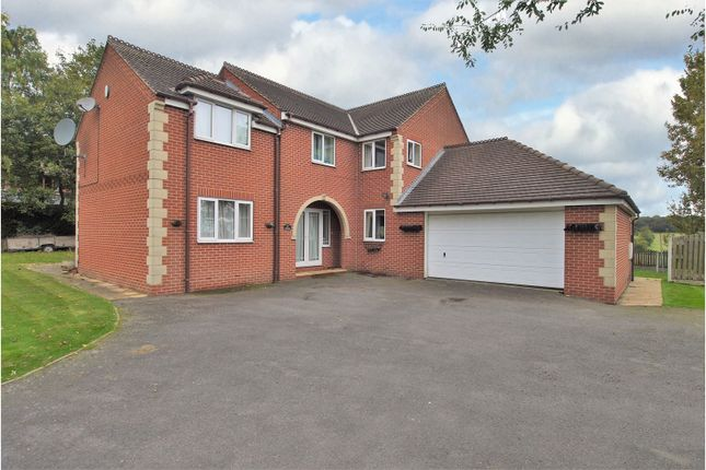Thumbnail Detached house for sale in Moat Lane, Wickersley, Rotherham