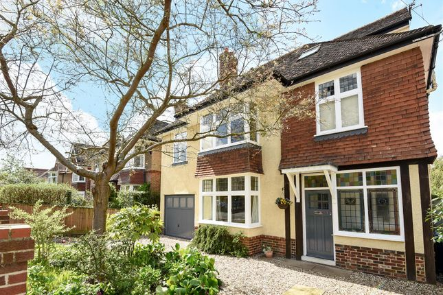 Thumbnail Detached house for sale in Sandfield Road, Headington, Oxford