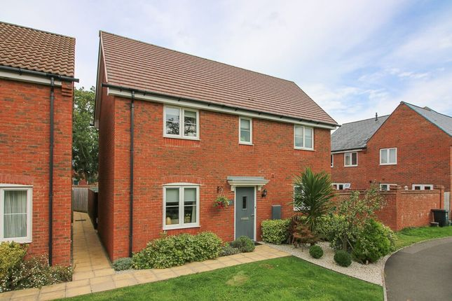 Thumbnail Detached house for sale in Blackburn Way, West Wick, Weston-Super-Mare