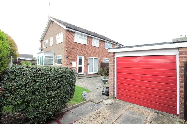 Thumbnail Property for sale in Masefield Drive, Rushden