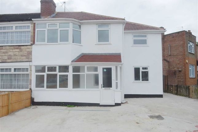Thumbnail Semi-detached house for sale in Whittington Avenue, Hayes, Middlesex