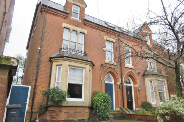 Thumbnail Semi-detached house to rent in Wentworth Road, Harborne, Birmingham