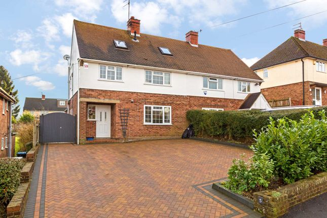 Thumbnail Semi-detached house for sale in Bourne Road, Berkhamsted