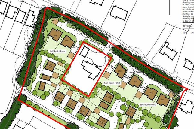 Thumbnail Land for sale in Greenaway Lane, Warsash, Southampton