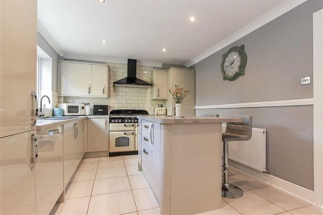 Thumbnail Detached house for sale in Wensley Drive, Accrington, Lancashire