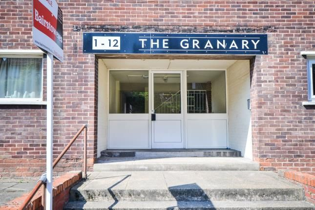 Front Views of The Granary, Sandy Lane, Mansfield, Nottinghamshire NG18