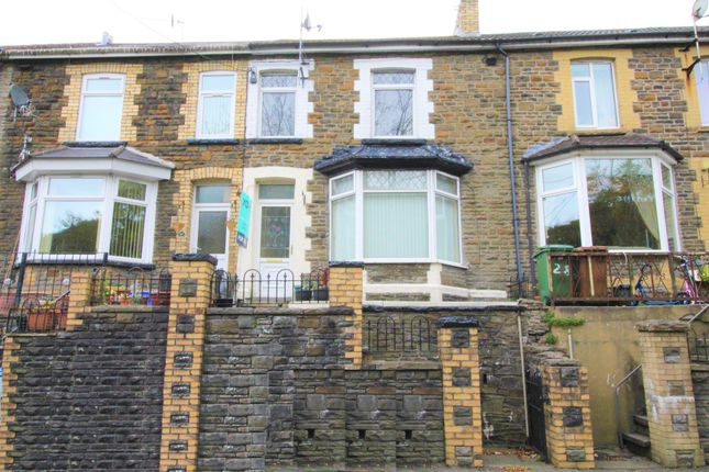 Thumbnail Terraced house for sale in New Road, Deri, Bargoed