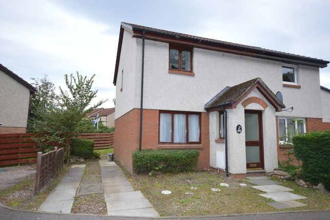 Thumbnail Semi-detached house to rent in Ferntower Place, Culloden, Inverness