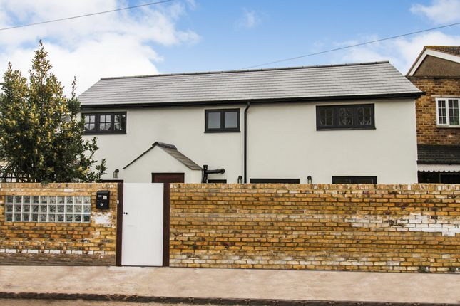 2 bed link-detached house for sale in Avern Road, West Molesey KT8