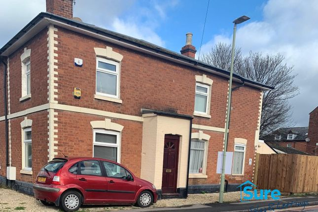 Thumbnail Semi-detached house to rent in Conduit Street, Gloucester