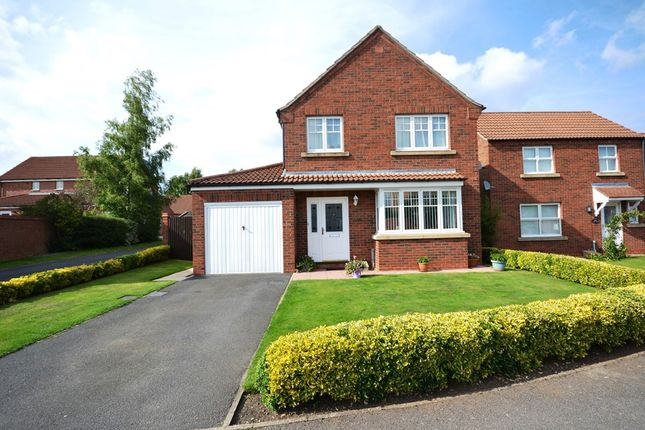Thumbnail Detached house for sale in The Pheasantry, Crossgates, Scarborough
