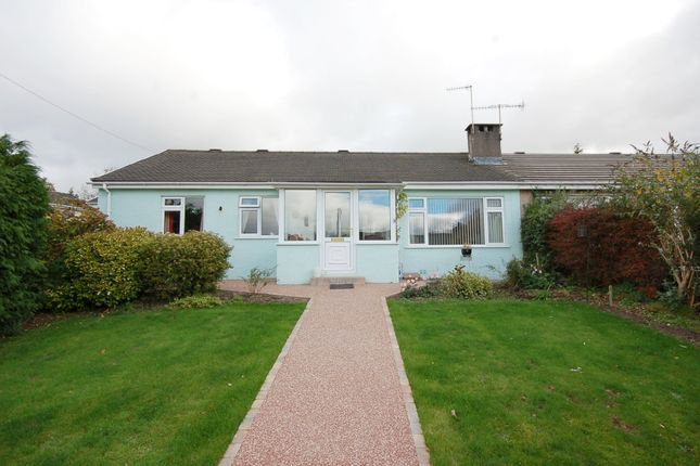 Thumbnail Semi-detached bungalow for sale in 9 Firtree Crescent, Bowness-On-Windermere