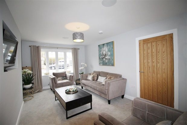 Living Room of Scarth Hill Lane, Ormskirk L39