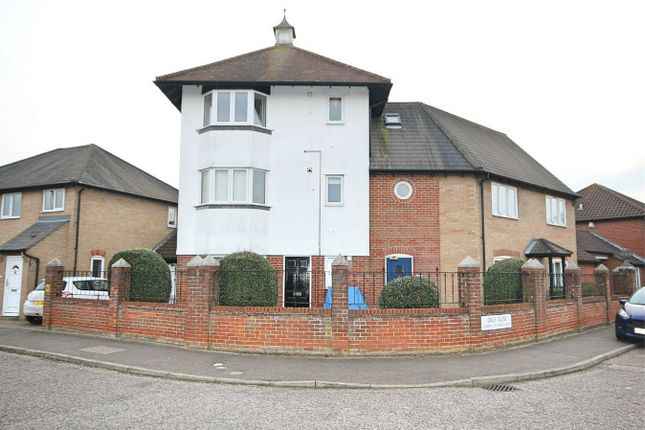 Thumbnail Flat for sale in Dale Close, Stanway, Colchester, Colchester, Essex