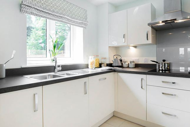 Typical Kitchen of 2 Canniesburn Drive, Bearsden G61