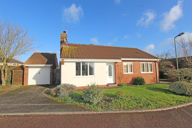 Front Elevation of Pear Drive, Willand, Cullompton EX15