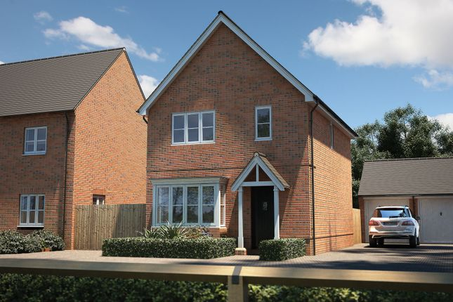"Thumbnail Detached house for sale in ""The Yarkhill"" at Bishopsfield Road, Fareham"
