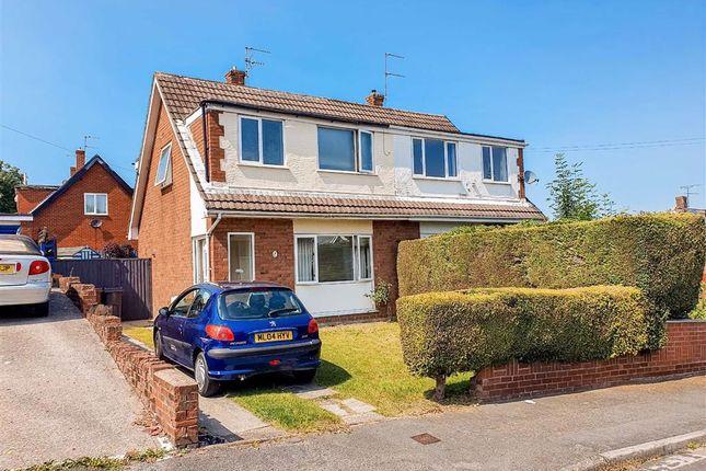 Semi-detached house for sale in Hafan Deg, Holway, Flintshire