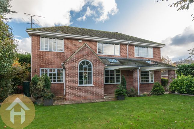 Detached house for sale in Southbank Glen, Royal Wootton Bassett, Swindon